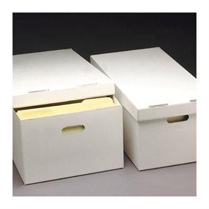 Boîte de rangement surdimensionnée