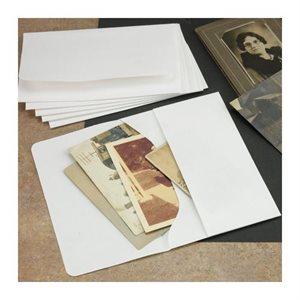 Enveloppe de rangement photo