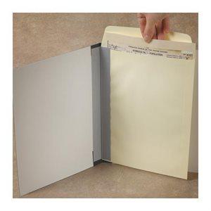 Reliure de préservation et enveloppe 10 x 7