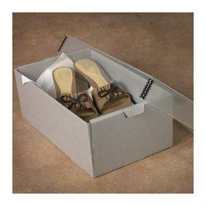 Boîte à chaussures
