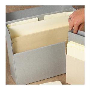 Séparateurs de documents en carton