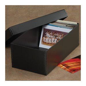 Boîte de fichier photo