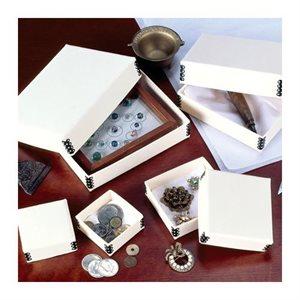 Boîte de rangement pour artefacts
