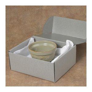 Boîte avec couvert une pièce
