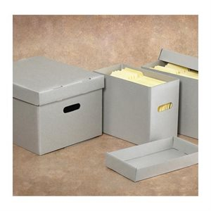 Boîte d'entreposage