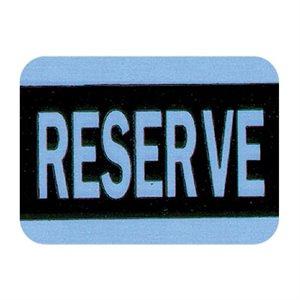 ETIQ CLASSEMENT-RESERVE (R)