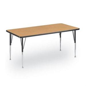 TABLE POUR TOUT PETIT 11-16H X 48X30