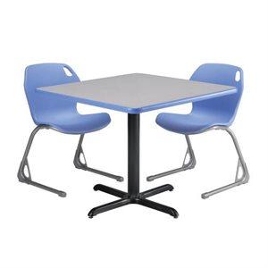 Table à café, carré 29H X 30L