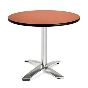 "TABLE PLIANTE RONDE 36""DIA"