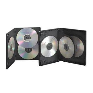 Boîtier DVD, capacité 3