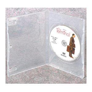 BOÎTIER DVD CLAIR RÉGULIER