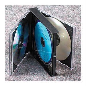 BOITIER CD CAPACITÉ DE 4