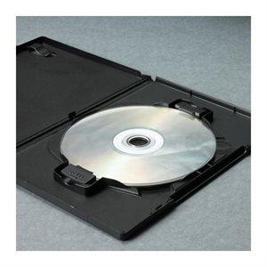 BOÎTIER DVD MULTI CAPACITÉ 3