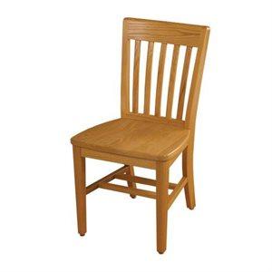 """Chaise en chêne """"Tribute"""""""