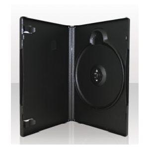 BOÎTIER DVD ALPHA-PACK CAPACITÉ 1